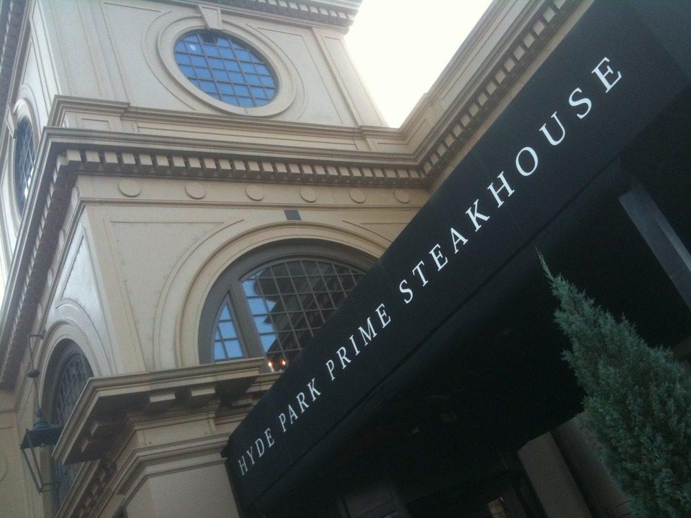 Hyde Park Steakhouse