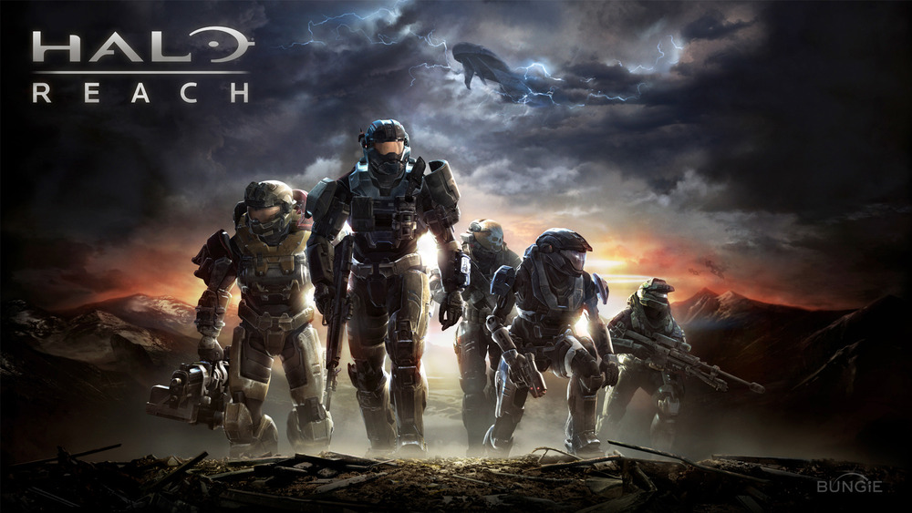 HALO Reach – Just got my copy… Looking forward to the weekend!
