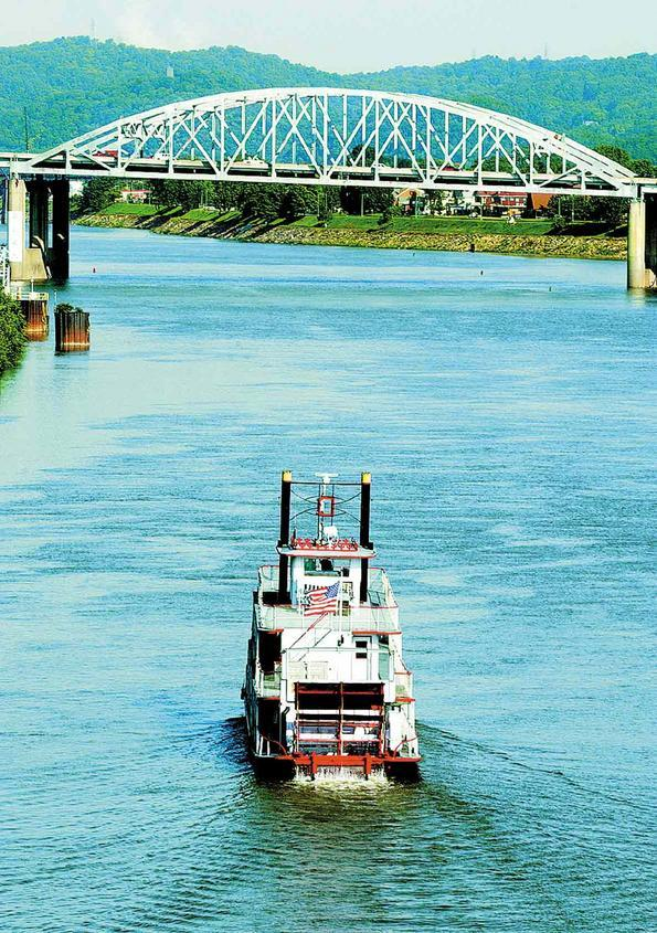 Iconic Sternwheeler P.A. Denny for sale for $75,000