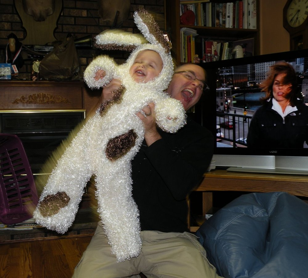 Daniel's Dog Day: Halloween 2010: Part 1