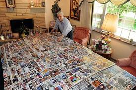 Joe Fazio, Restaurateur feeds a love of Charleston history – Creates collage of 1000+ pictures