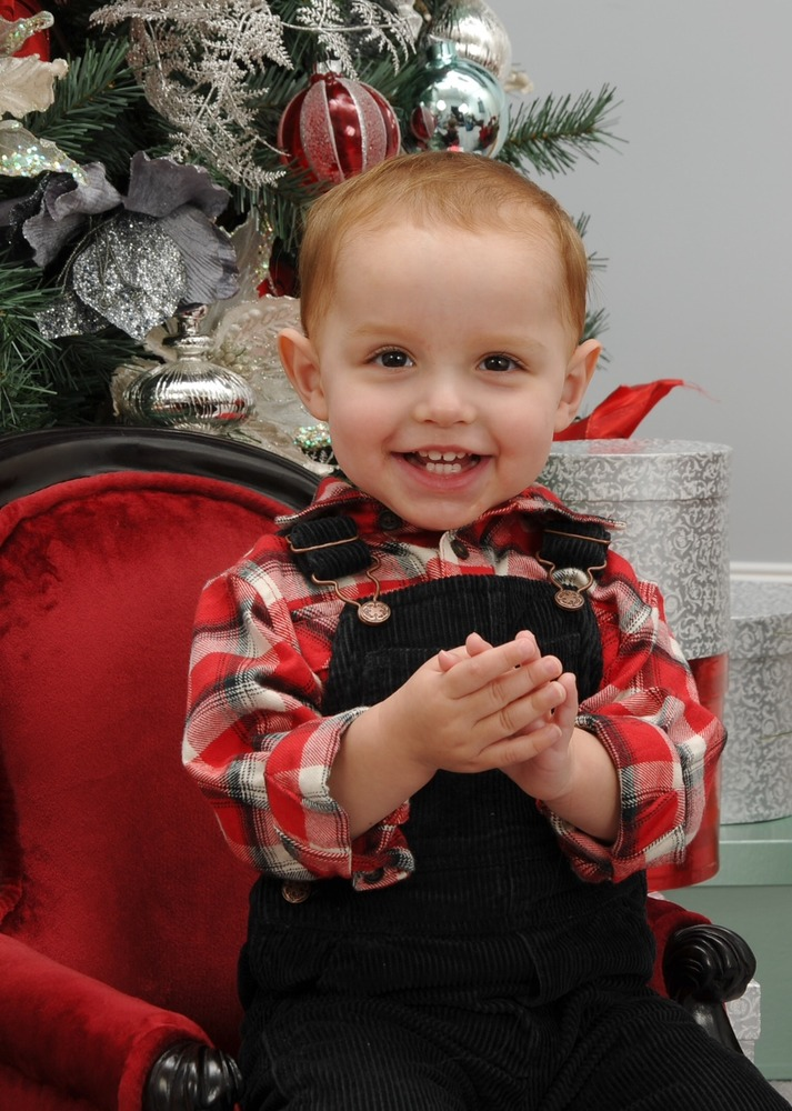Daniel – Christmas 2010