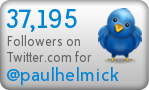 Monthly Tweetcap: 2011-08 August Twitter Posts by @paulhelmick