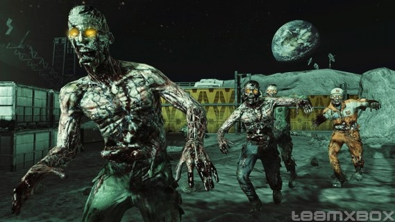 Call of Duty Black Ops Last DLC Pack – Zombie Labs Rezurrection Trailer
