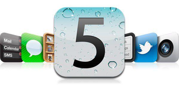 Apple iOS 5 Software Update Feature List