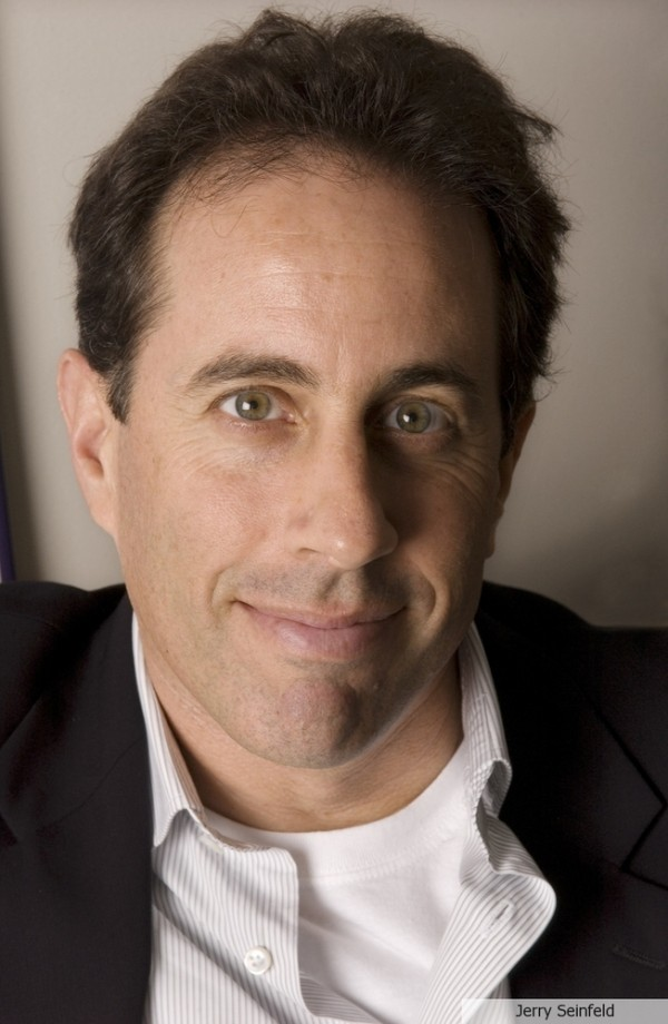Jerry Seinfeld launches site of all his videos performances