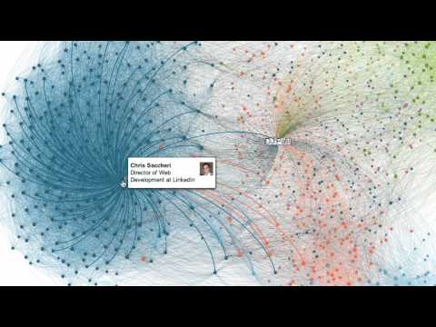 Visualize your LinkedIn network with InMaps