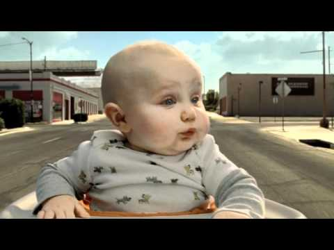 """makes me smile: HP ePrint """"Happy Baby"""" Commercial Spot"""