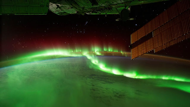 Time Lapse View of Earth from Space, Fly Over   NASA, ISS