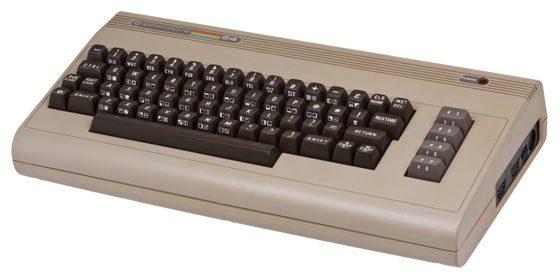 Commodore 64 home computer