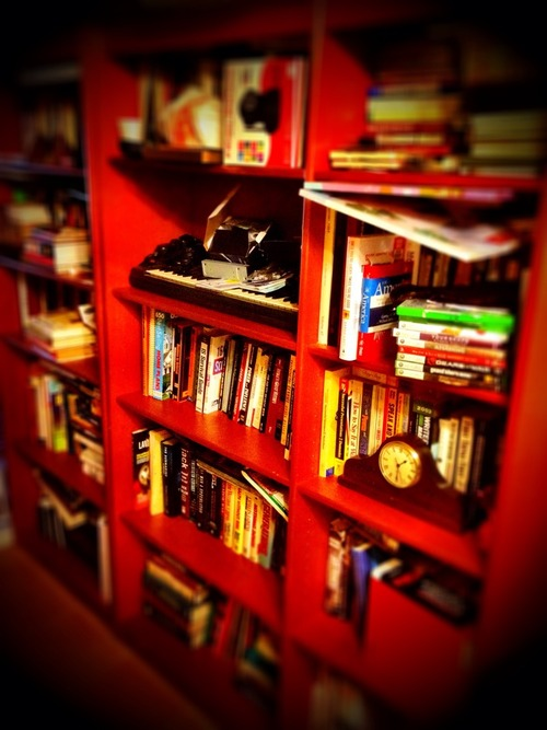 I wish I could sell my 500+ book library and convert all of them over to Kindle editions….
