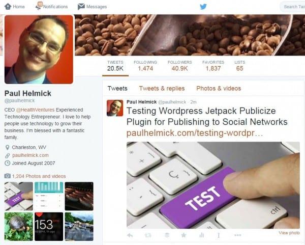 test jetpack publicize twitter