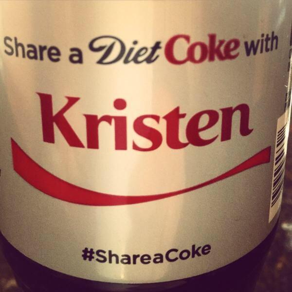 Kristen's Coke and a Smile