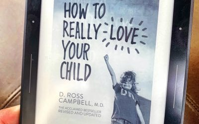 New book: Love your kids