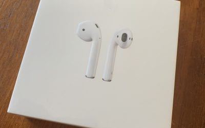 New AirPods v2
