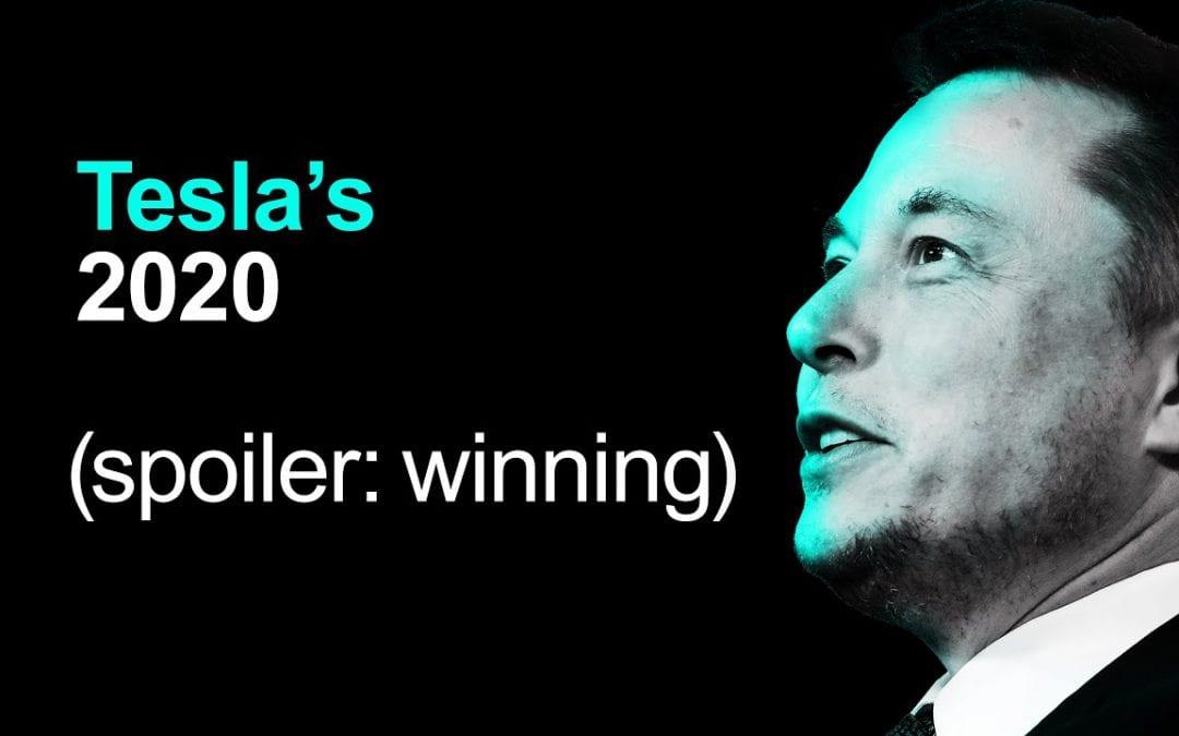 Tesla's 2020 (the year ahead)