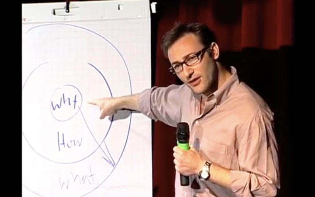 Start With 'Why' – How great leaders inspire action