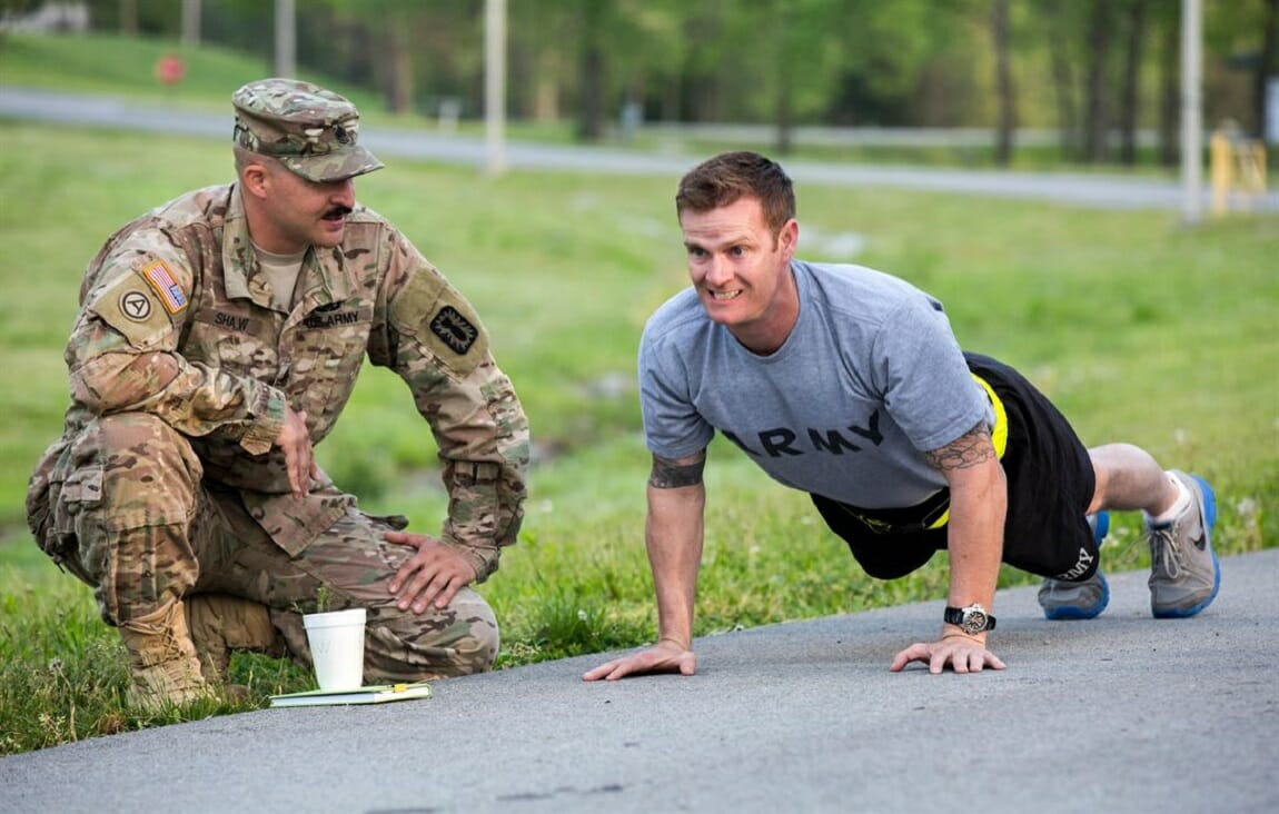 army-physical-fitness-test