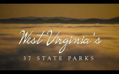 West Virginia's 37 State Parks in 1 Minute